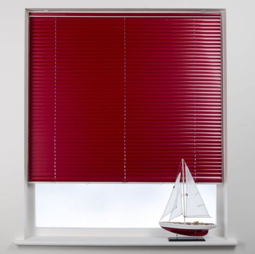 Swish Cordless 25mm Aluminium Venetian Blind - Berry Berry